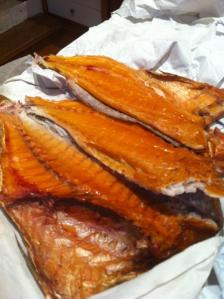 Smoked Snapper