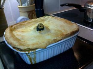 Wild Rabbit Pie